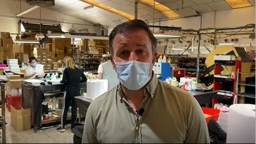 Pablo Ruz opina sobre la negativa del Gobierno a dar ayudas extraordinarias al calzado por la pandemia