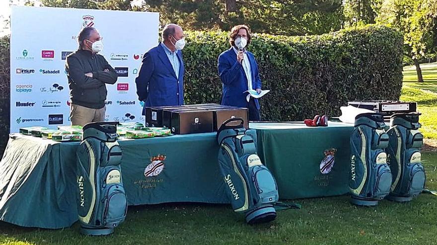 El Club de Golf de Castiello contará con 40 torneos hasta septiembre