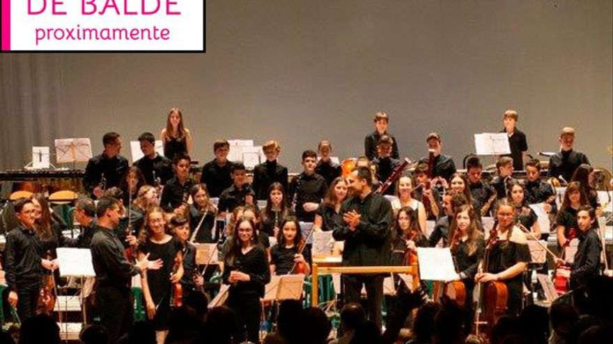 Orquesta de Cuerdas de la Escuela Municipal de Música de Oleiros
