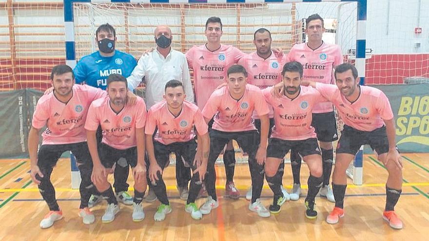 Pilotades | El Muro Futsal, más líder en Tercera División al ganar al Urbanitzacions