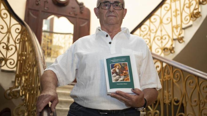 Una investigación histórica compendia siete siglos de tradición musical en Alzira
