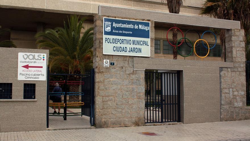 Autorizan la reforma de las pistas de pádel del polideportivo de Ciudad Jardín
