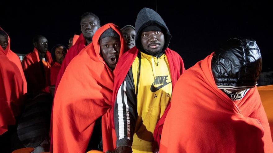 Argelia acepta repatriar a inmigrantes desde España