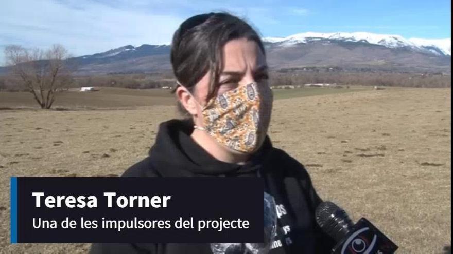 Una família d'agricultors de Cerdanya farà divulgació sobre el cultiu de trumfos