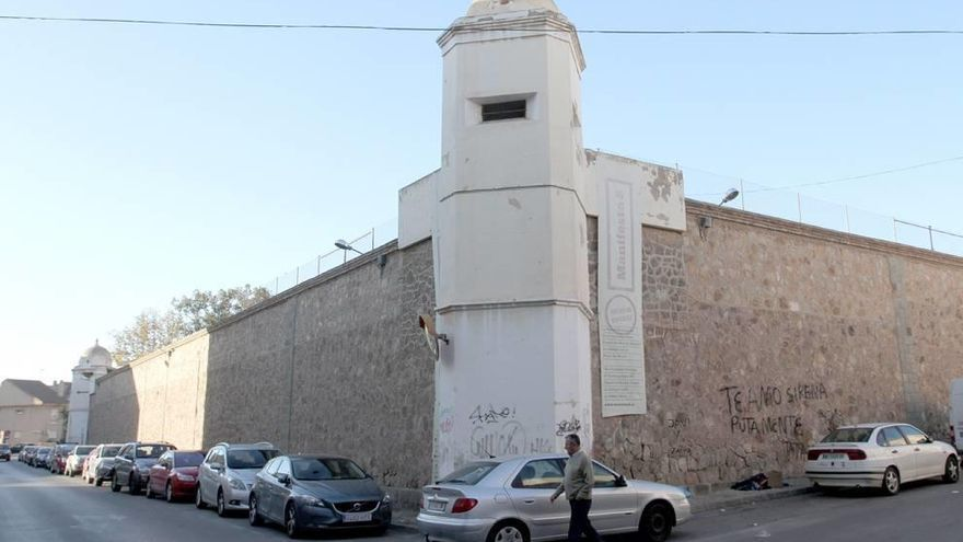 La Comunidad impide el derribo de los muros de la antigua cárcel de San Antón