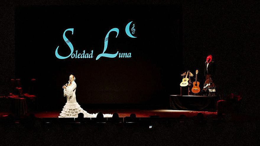 Soledad Luna vuelve a triunfar en casa