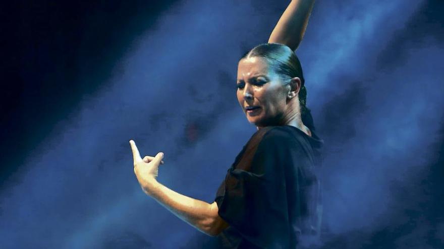 Sara Baras gana el premio británico Olivier de la danza