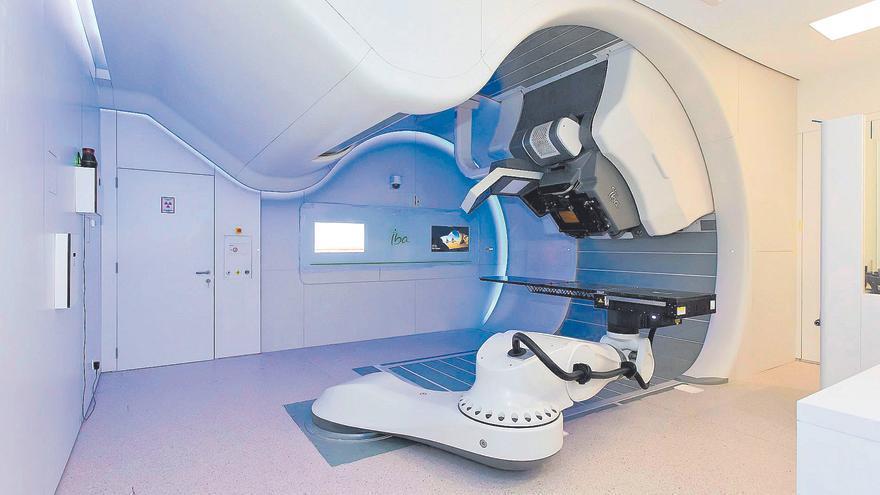 Salud añade la terapia de protones a los tratamientos contra el cáncer infantil
