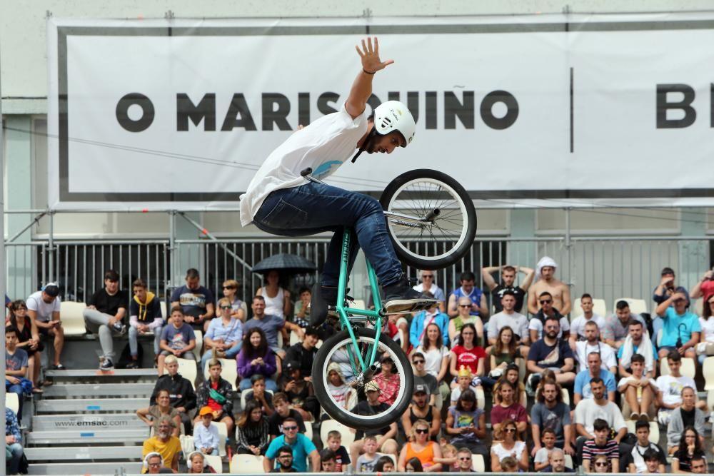 El gran festival de deporte y cultura urbana genera expectación máxima entre los vigueses y los visitantes.