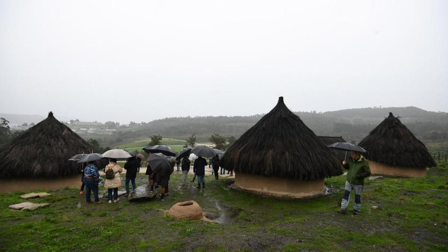 Salcedo regresa á prehistoria 6.000 anos despois