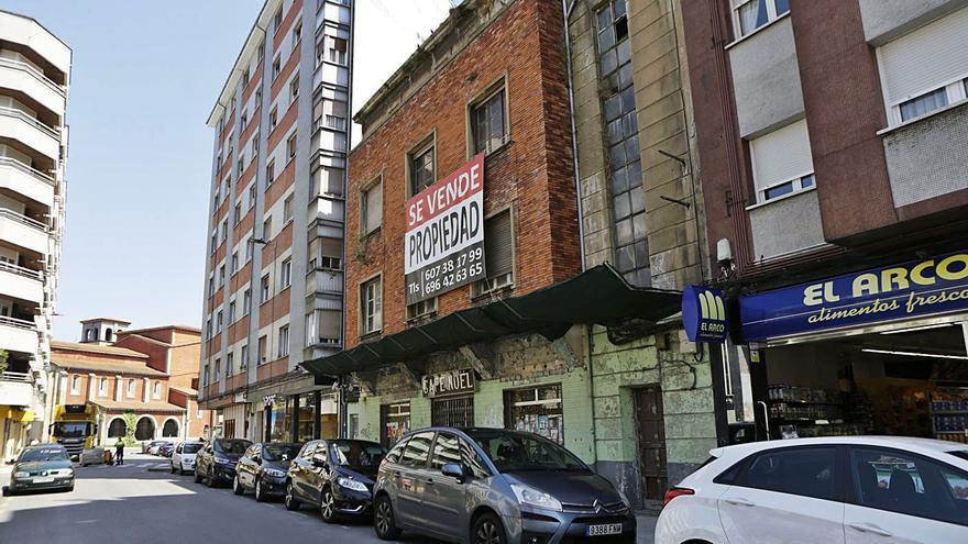 Debacle inmobiliaria en Langreo: el precio del alquiler cayó en un 6% durante la crisis del covid-19