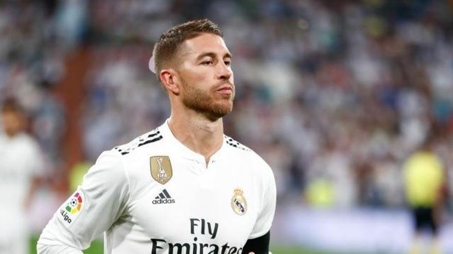 Ramos va tenir dos incidents en controls antidopatge, segons 'Football Leaks'