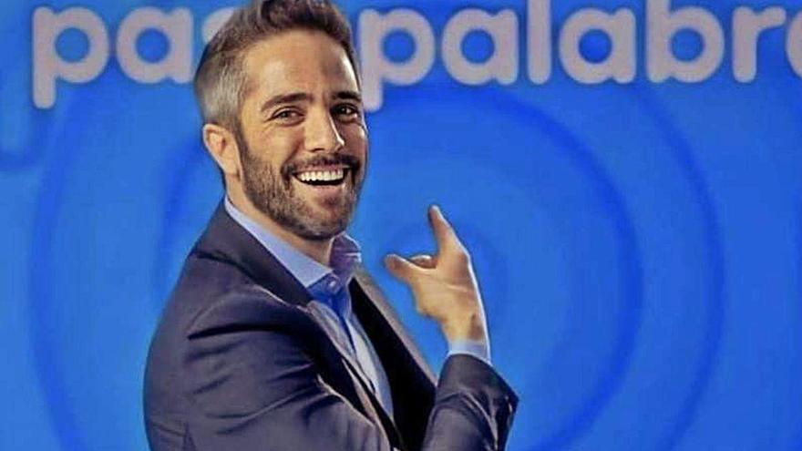 Manel Fuentes cobrirà la baixa de Roberto Leal a «Pasapalabra»