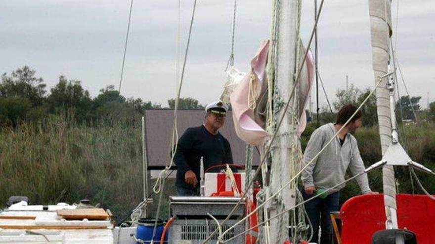 Capitania Marítima d'Eivissa denuncia en Pepe per treure el precinte del seu catamarà