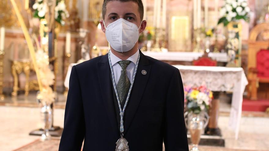 Samuel Fabregat: «La Virgen estará feliz de ver el trabajo realizado»