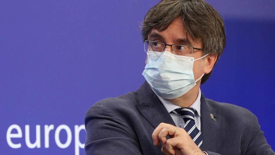 """El Gobierno """"no contempla bajo ningún concepto"""" un indulto anticipado a Puigdemont"""