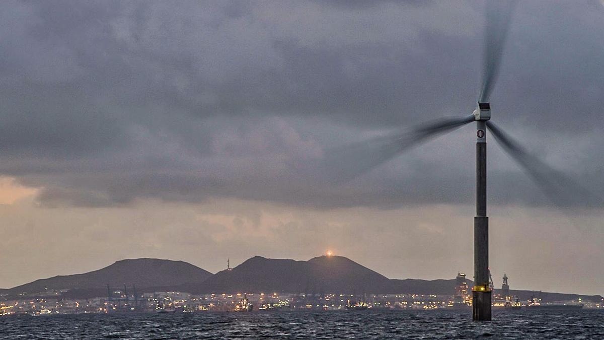 Greenalia proyecta cuatro nuevos parques eólicos marinos en el Sureste