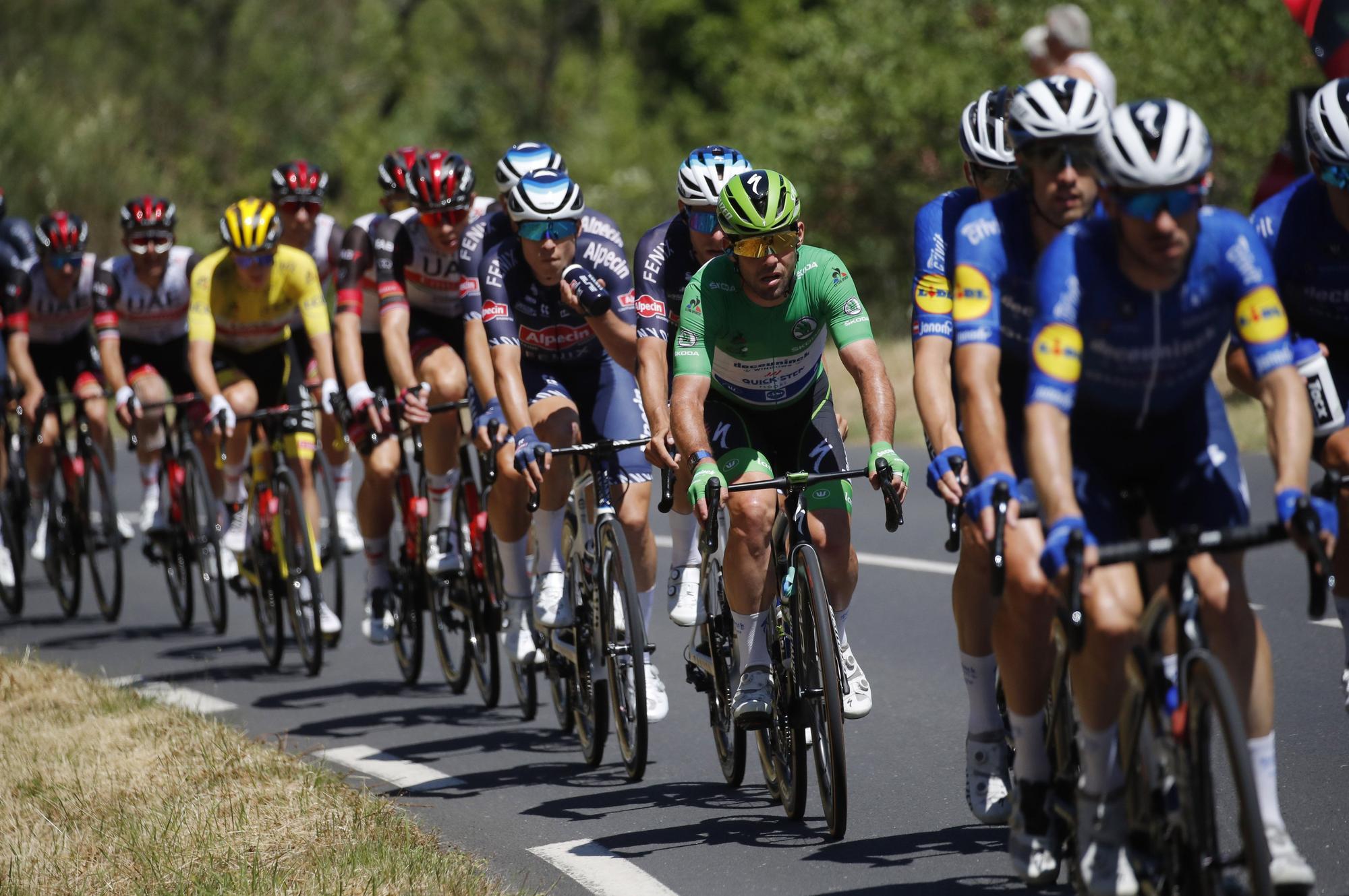 Tour de Francia | Etapa 13: Nimes - Carcassone