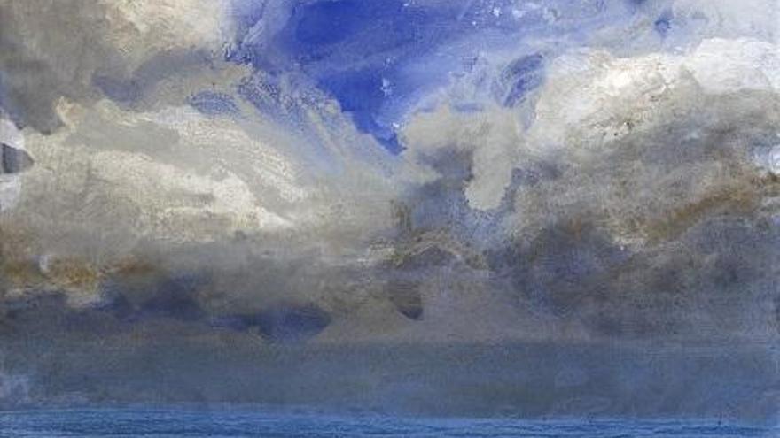 Luis Maraver expone 'Bajo las nubes' en la Rialto Living
