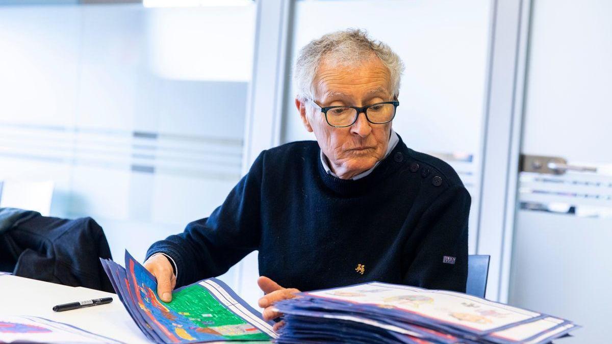 El dibuixant Fer, mort a 71 anys.