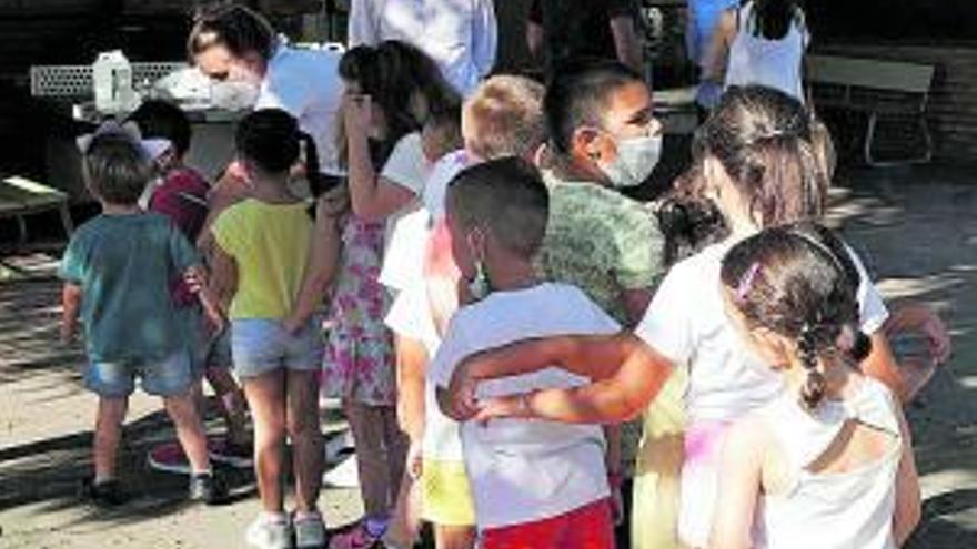 Las escuelas de verano abren sus puertas en los municipios de l'Horta