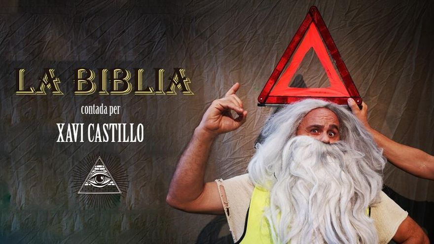 Xavi Castillo. La Biblia