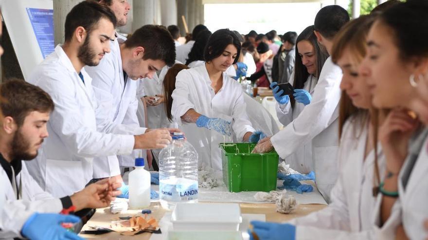 Galicia, líder en ciencias en el Informe PISA 2018
