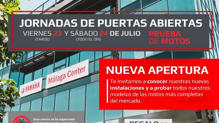 Abre en Málaga el concesionario Yamaha más grande de Europa