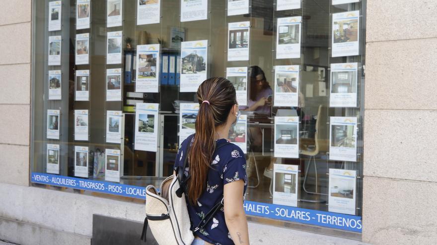 Gangas y herencias aceleran el ritmo inmobiliario de Castellón