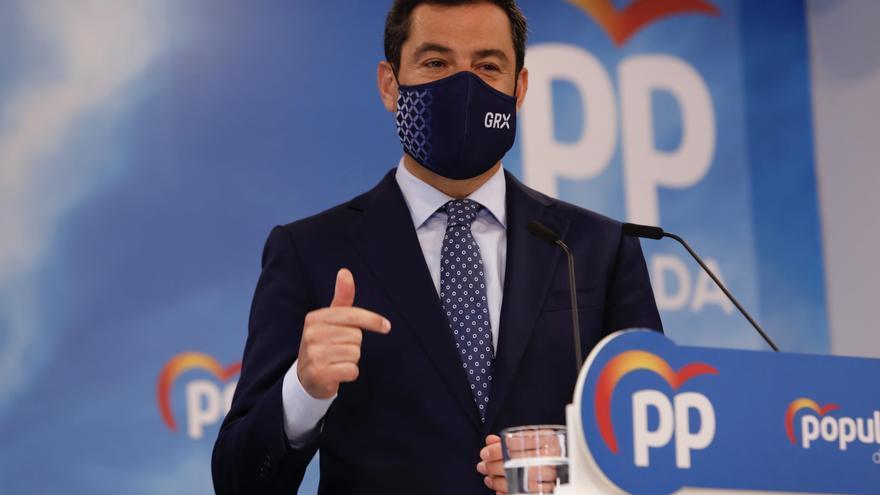 El PP ganaría en Andalucía por 7,7 puntos sobre PSOE y sumaría mayoría absoluta con Vox