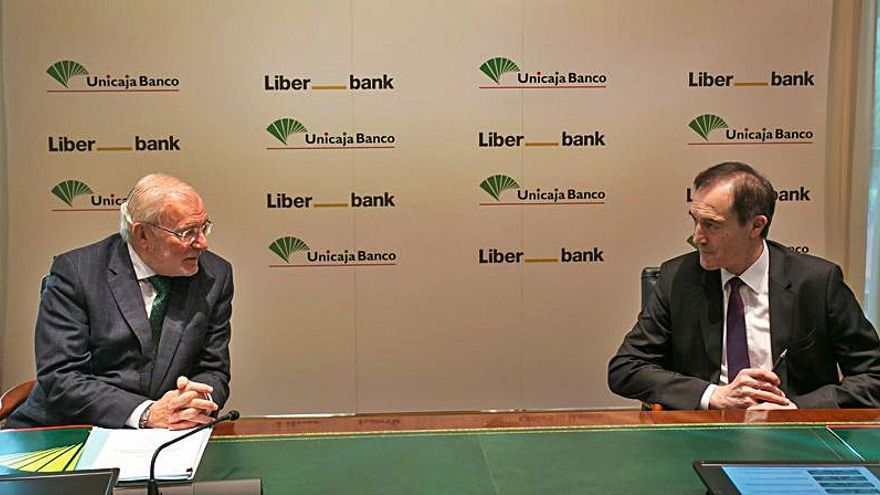 El rating de Unicaja se mantiene y se revisa al alza el de Liberbank