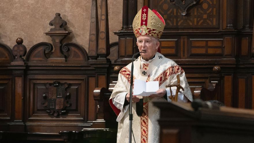 El cardenal Cañizares imparte el sábado en Valencia los ministerios de lectorado y acolitado a 15 aspirantes a diáconos