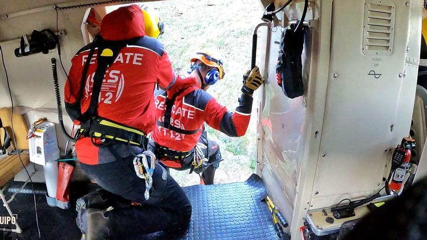 'Equipo 112' vuelve a Televisión Canaria con los equipos de emergencias