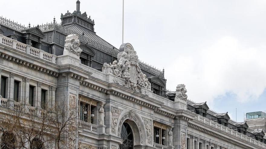 El Banco de España confirma un nuevo mínimo histórico del euríbor, en el -0,415 %