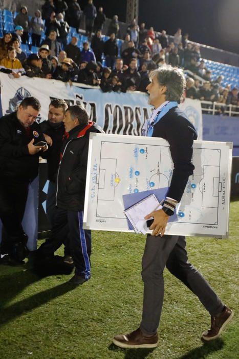Partido UD Ibiza - Albacete (Copa del Rey)