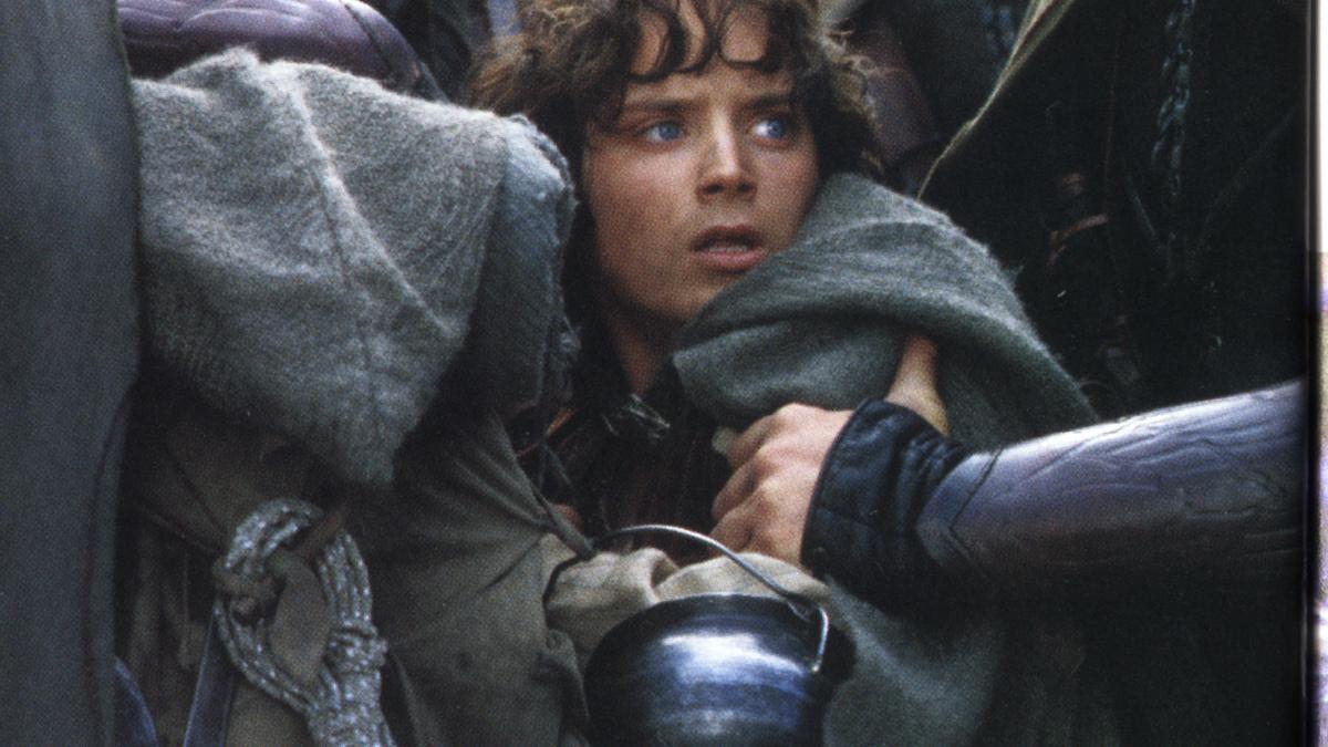 Una escena de la película 'El señor de los anillos'.