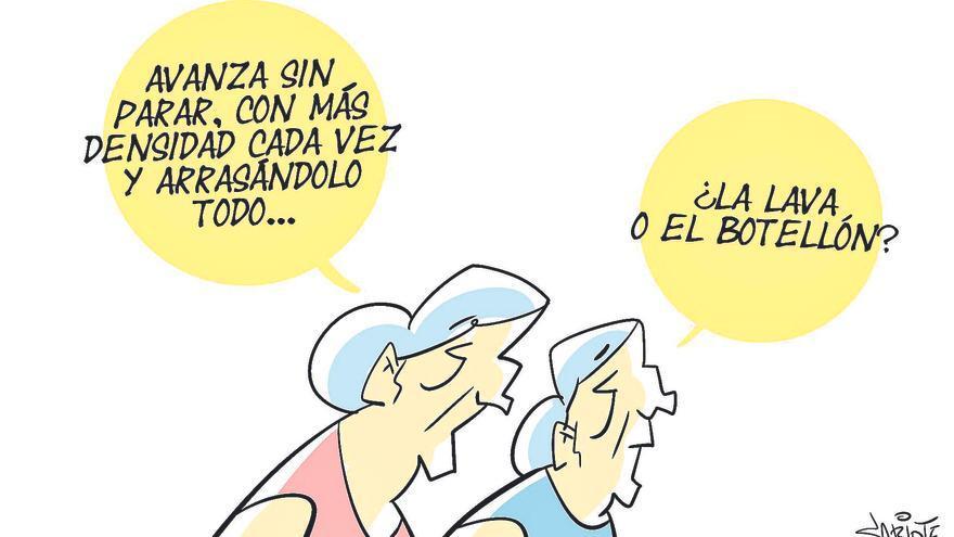 La Rendija de Sabiote (27/09/2021)