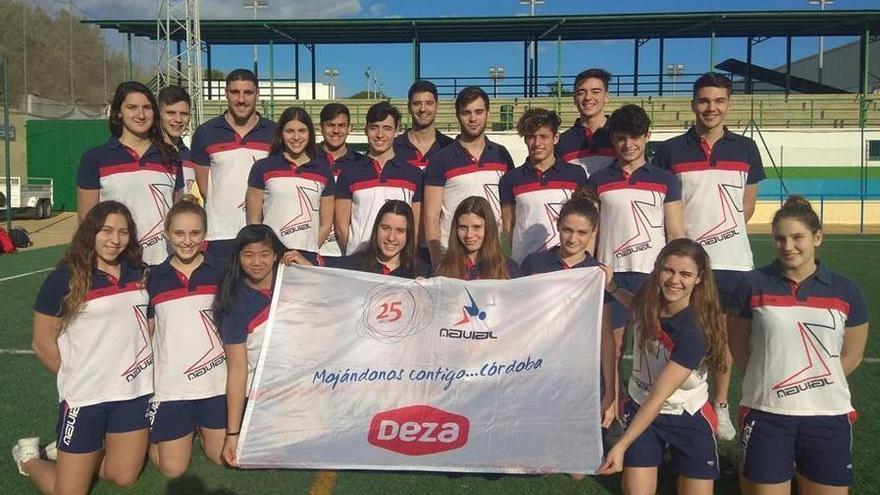 Bronce para el Navial en la Copa Andalucía de clubs