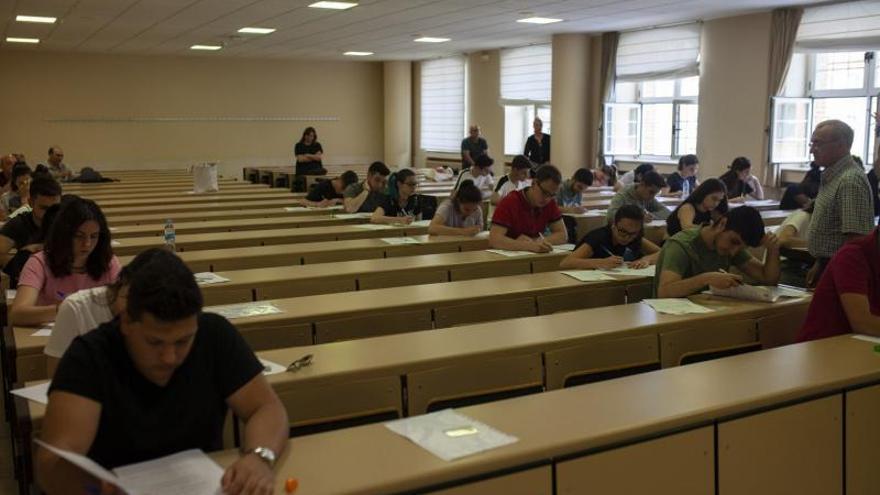 La EBAU comienza mañana en Zamora para 750 estudiantes