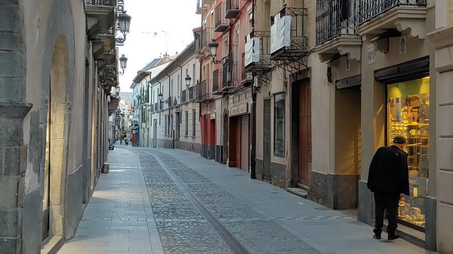 Jaca se queda cuatro noches sin Policía Local por falta de efectivos