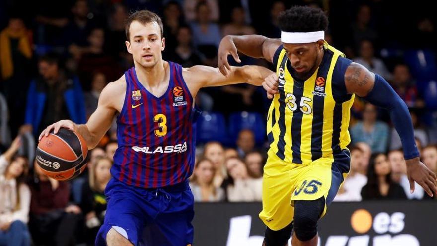 El Fenerbahçe noquea a un Barça desquiciado