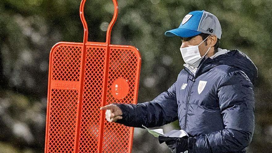 Marcelino pasa de polémico rival a dueño del futuro del Athletic