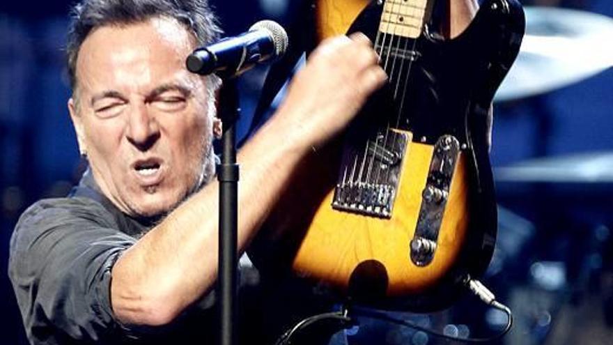 Bruce Springsteen arriba aquesta nit a Movistar+