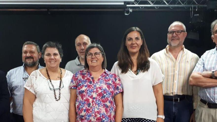 La concejal caravaqueña María José Soria, elegida vicepresidenta de 'Ciudades por la Fraternidad'