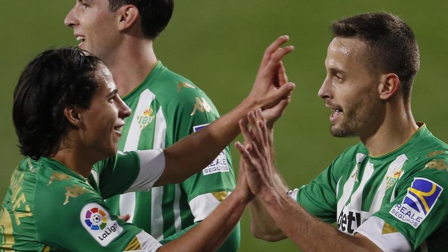 Todos los goles de la jornada 19 de LaLiga: Dobletes de Roger Martí, Josan, Canales y Suárez