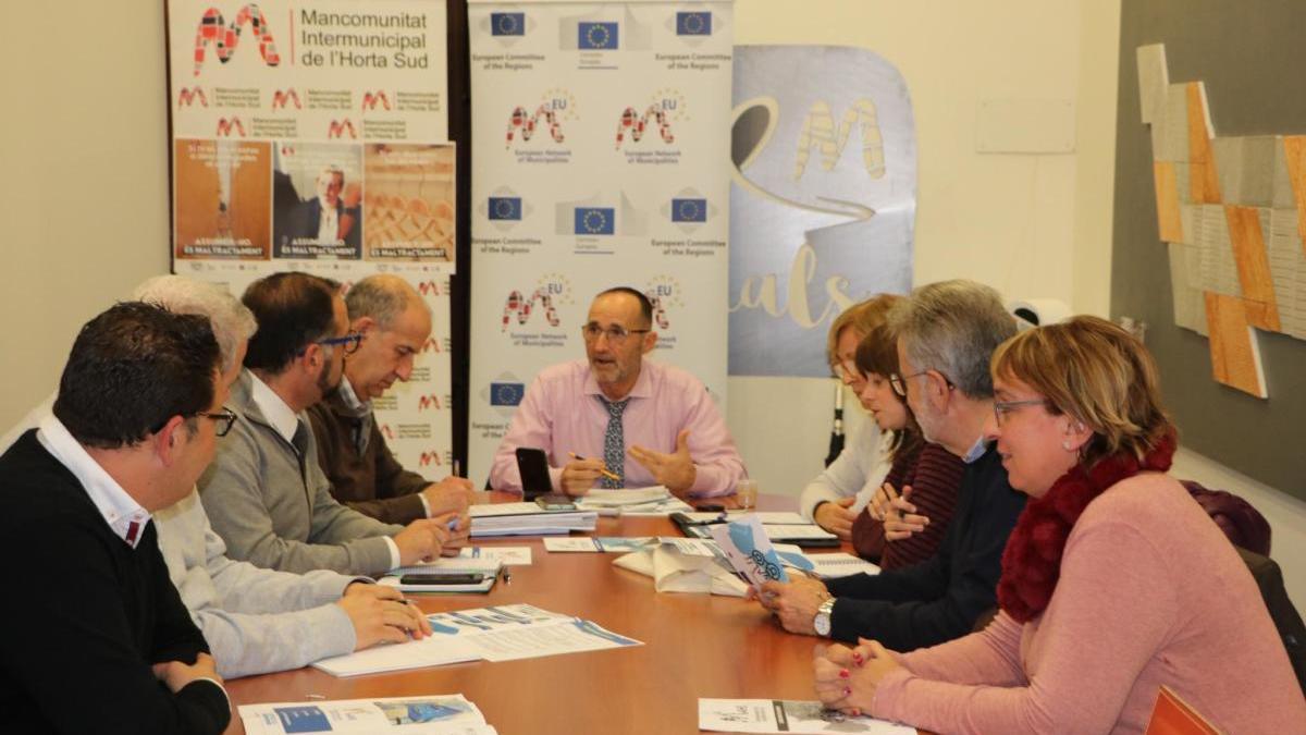 La Mancomunitat asesorará a los municipios para pedir fondos europeos