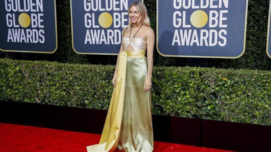 Los peores vestidos de la alfombra roja de los Globos de Oro