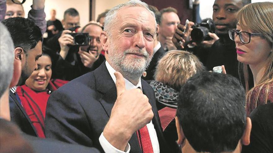 Crece el riesgo de escisión en los laboristas por el antisemitismo