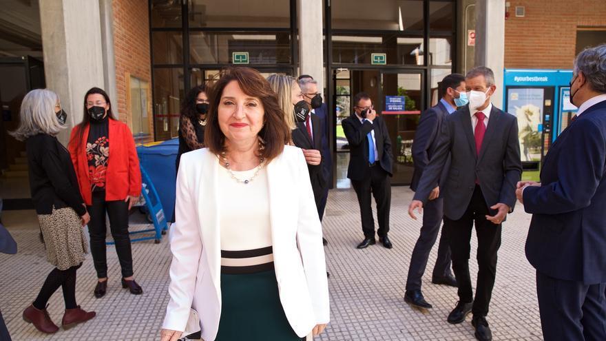 La rectora de la UA representa a las universidades en el Consejo nacional