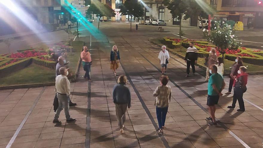 El baile de Santa Ana cierra en Sabugo el ciclo anual avilesino de danzas primas